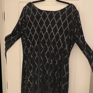 Formal Open Back Dress
